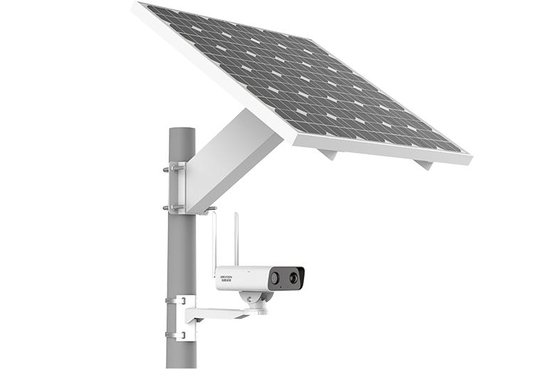 太阳能低功耗摄像机套装